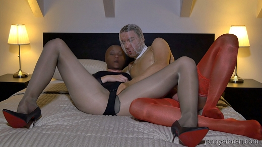 Pantyhose Fetish Movie