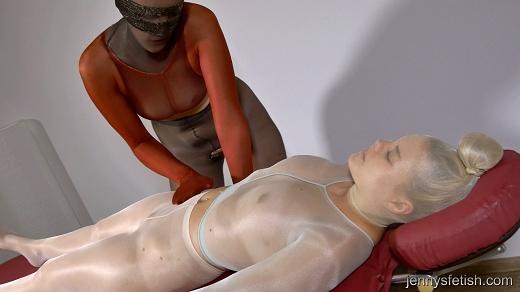 latex and nylon massage mit happy end münchen